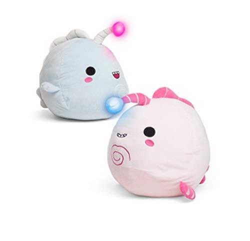Toyko Jumbo Anglerfish Pink Light-Up -