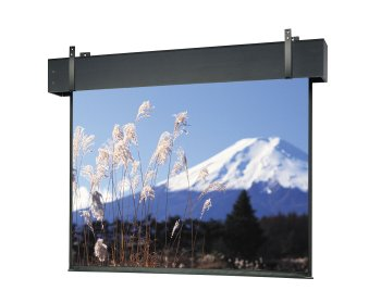 Professional Electrol Matte White Electric Projection Screen Viewing Area: 240
