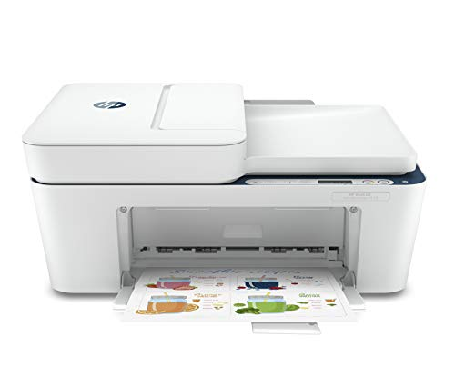HP Deskjet Ink Advantage 4178 WiFi Colour Printer, Scanner and Copier for Home/Small Office Compact Size, Automatic…