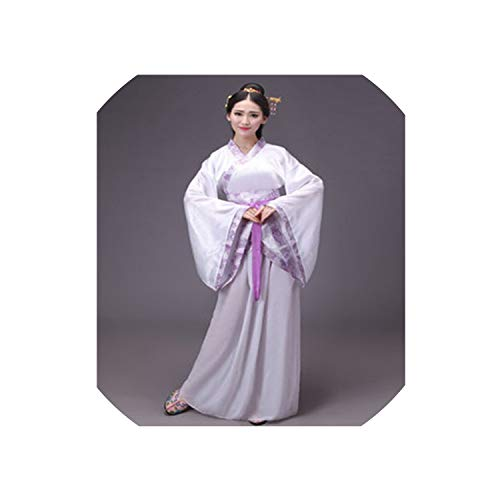 Woman Stage Dance Dress Costumes Suit Performance Hanfu Female -
