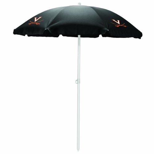 NCAA Virginia Cavaliers Portable Sunshade Umbrella, (Sunshade Virginia University)