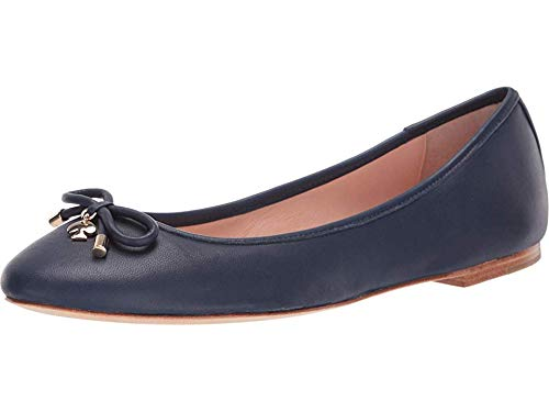(Kate Spade New York Women's Willa Navy Leather 7 M US )