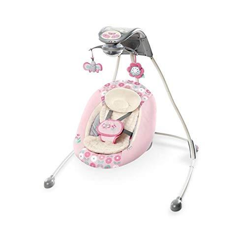 Ingenuity InLighten Cradling Swing, Phoebe