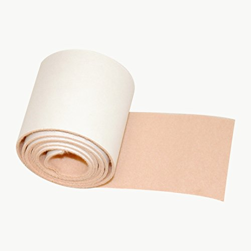 Jaybird and Mais MOLESKIN Moleskin Roll: 2 in. x 1 yds. (Tan)