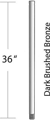 Minka Aire DR536-DBB Downrod