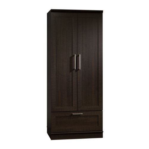 sauder-homeplus-wardrobe-dakota-oak