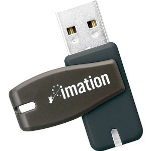 Imation Nano (Flash Drive, USB 2.0, 4GB, Nano [Non - Retail Packaged])