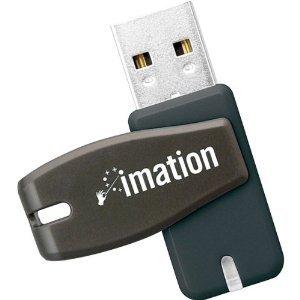 Imation Nano (Flash Drive, USB 2.0, 4GB, Nano [Non - Retail Packaged])