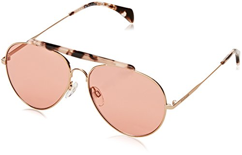Tommy Hilfiger 1454/S DDB Gold Copper 1454/S Aviator Sunglasses Lens Category - Mens Sunglasses Hilfiger Aviator Tommy