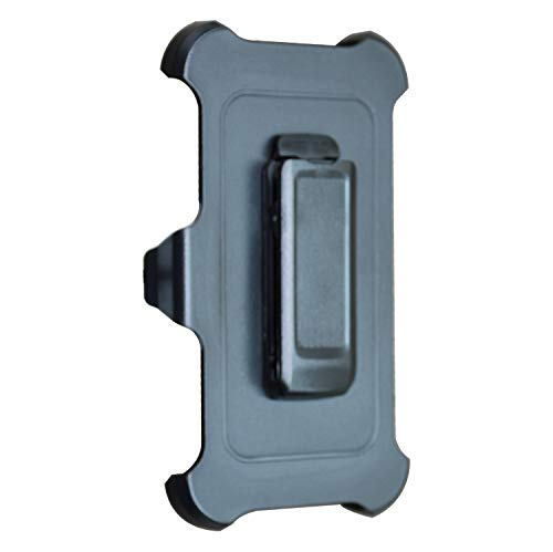 New Black Rotating Swivel Belt Clip Holster Replacement for Samsung Galaxy S6 Otterbox Defender Case with Kickstand