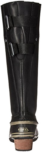 Boot Slimpack­ SOREL Women's Riding Snow Kettle Tall II Black Y5pqw57