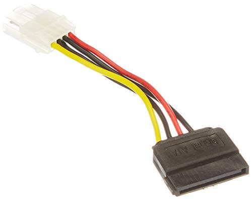 Inline 29660a Sata Stromadapterkabel 1x 8 89cm Buchse Computer Zubehör
