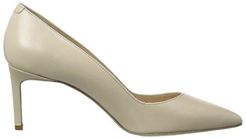 Hugo Hellia 10191370 01, Zapatos de Tacón para Mujer Beige (Light Beige 270)