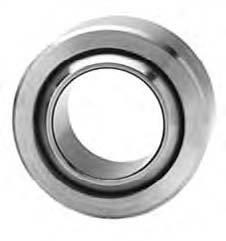 FK Bearing Wide SS HT Spherical Bearing, 7/8