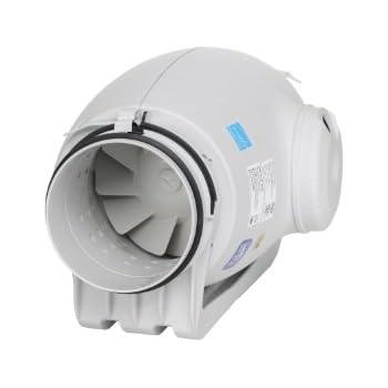 S&P TD-200S In-line Exhaust Fan