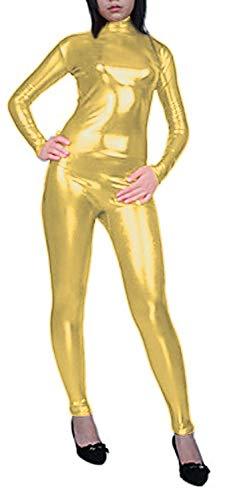 Mono Largos Monos De Ropa Invierno Colores Overall Otoño Playsuit Larga Mujer Fiesta Elegantes Manga Party Skinny Club Fashion Blau Sólidos Collar High Catsuit vYUFxq5US