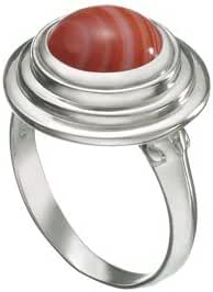 Kameleon 3 Tier Tabletop Ring Size 8 Jewelpop Authentic Silver New KR20size 8