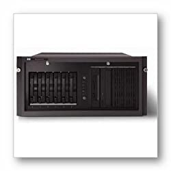 382195001 - ProLiant ML350R04p rack(5u) SCSI, 1x Xeon3GHz/2MB/800, 1GB(2x512) ram, SA 641, NC7780, embedded iLO