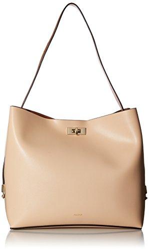 Aldo Plataci Shoulder Handbag,  Natural