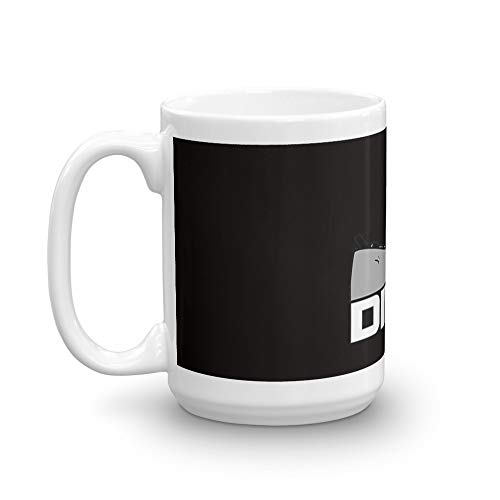 J Dilla. 15 Oz Classic Coffee Mugs, C-handle And Ceramic Construction. 15 Oz Mugs Makes The Perfect Gift For Everyone