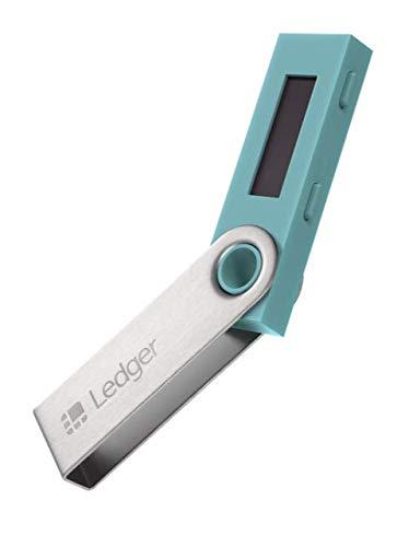 Portefeuille Version Cryptomonnaies 1 Bleu Lagoon 4 Nano Blue Ledger S Nouvelle Pour Ywq7SyHax