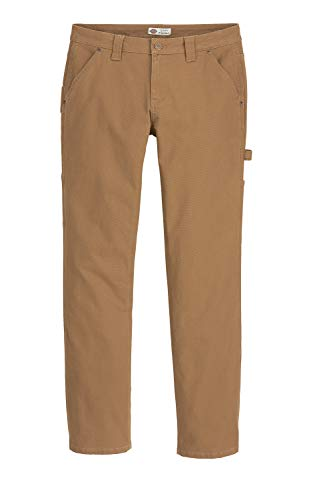Dickies Women's Relaxed Straight Carpenter Duck Pant