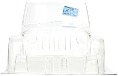 Pro-Line Racing 3322-00 2009 Jeep Wrangler Rubicon Clear Bod