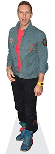 Chris Martin Mini Cutout