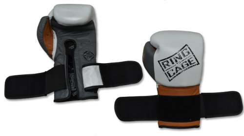 Platinum GelTech Training Boxing Gloves 14oz - Safety Strap , for Boxing, MMA, Muay Thai