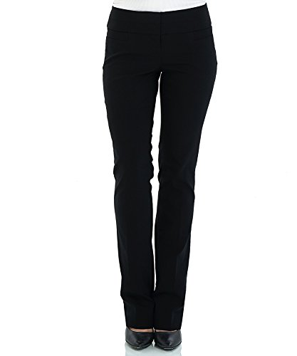 Women's Stretch Work Pants Office Casual Business Wear (Casual Womens Pants)