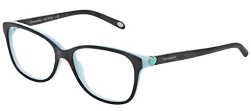 TIFFANY Eyeglasses TF 2097 8055 Black/Blue - Eye Tiffany Frames