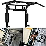 Barbarian 2 in 1 Wall Mounted Pull/Chin Up and Dip Bar