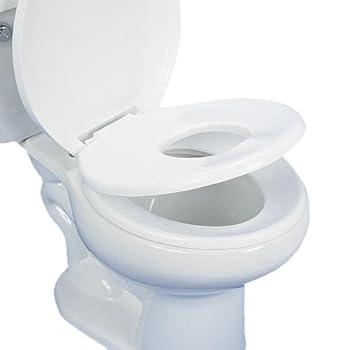 Ableware Family Toilet Seat
