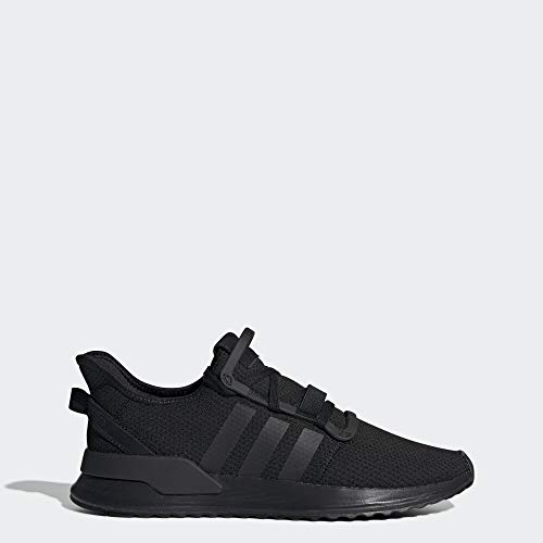 adidas Originals Men's U_Path Running Shoe, Black/White, 12 M US (Best Running Shoes For Runners)