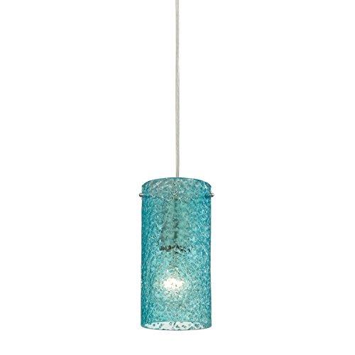 Ice Blue Pendant Lights