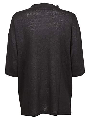 Lino Donna Iro Wp19elflessbla01 shirt T Nero rwIYIER