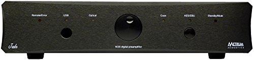 Metrum Acoustics JADE NOS DAC / Balanced Digital Preamp with Remote (Black) by Metrum Acoustics