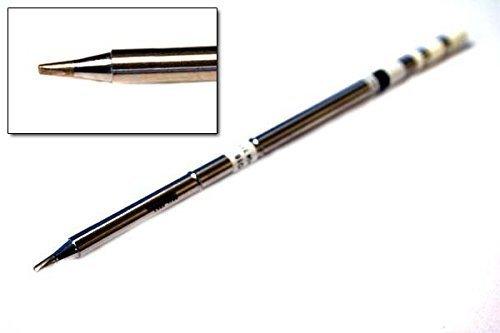Hakko T15-D16 - T15 Series Soldering Tip - Chisel - 1.6 mm x 10 mm Model: T15-D16