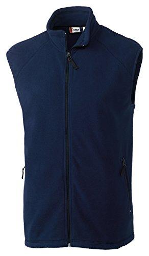 Zip Microfleece Vest - 2