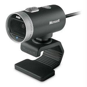 Microsoft Lifecam Cinema - Web Camera - Color - 1280 X 720 - Audio - Usb 2.0 ''Product Type: Cameras/Digital Cameras/Web Cameras'' by OEM