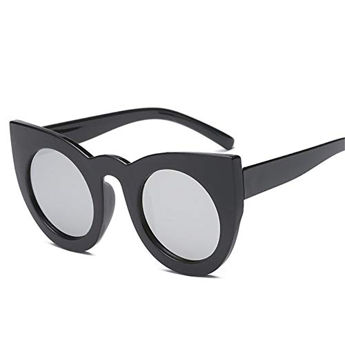 62mm de Lunettes personnalité de mode cadre européenne américaine C soleil grand polyvalente et soleil yeux NIFG lunettes de 145 chat 140 I4xBqHIw
