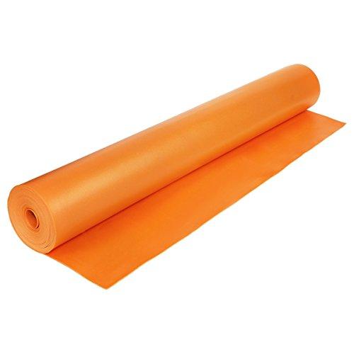 New Orange, 3 in 1 UNDERLAYMENT Laminate Foam 2mm 100 sq.ft