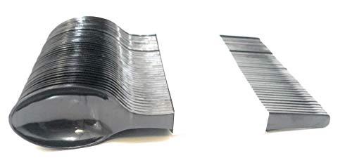 Dixieamp;reg; – SmartStock Plastic Cutlery Refill, Spoons, Black, 24 Packs of 40, 960/Carton – Sold As 1 Carton – Pre…
