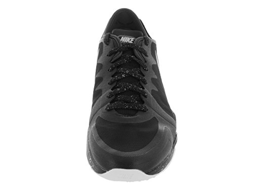 Training Negro white Para Talla Cross 38 De Zapatillas anthrct gris Tr mtllc Black Fusion Mujer Nike Print Slvr 3 Blanco Dual Color wnq18z78