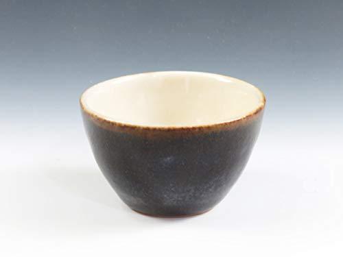 Shusai-Gama Japanese Pottery Sake Cup