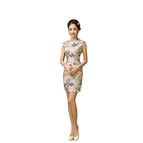 Wholesale EXCELLANYARD Women's Lace Qipao Cheongsam Chinese Dress supplier