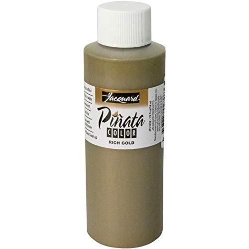 Jacquard Pinata Tinta De Alcohol Sin Acido dorada