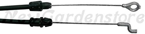 Cable Control Freno Motor Tractor Cortacésped Castelgarden 181000643/0