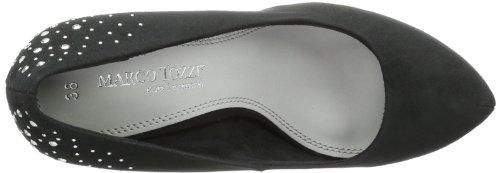 Marco Tozzi 2-2-22462-32 - Zapatos de Vestir de tela mujer negro - Noir (001 Black)