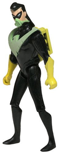 Batman Deluxe Turbo Force Nightwing Action Figure